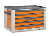 BETA 023000521 C23ST O-PORTABLE TOOL CHEST ORANGE C23 ST-O
