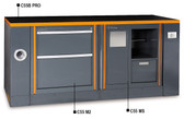 BETA 055000076 C55 B-PRO/6-WORKBENCH & MOD. M2 + MS