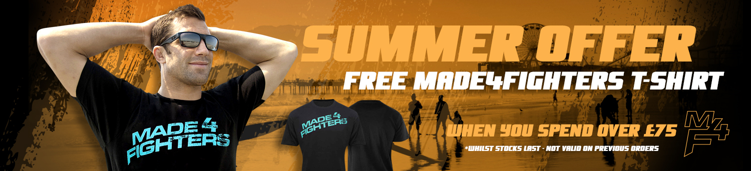 Free Made4Fighters T-Shirt