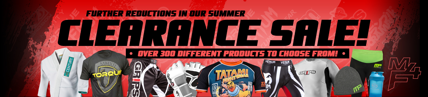 Huge Summer Clearance Sale Now On!