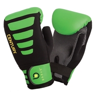 Century Brave Neoprene Youth Bag Gloves Black/Green