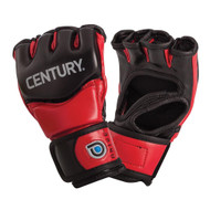 Century Drive Youth MMA Fight Gloves Black/Red