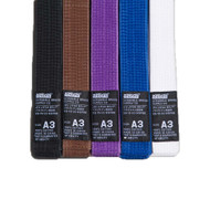 Scramble Pre-Washed BJJ Belt