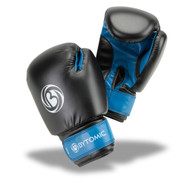 Bytomic Workout Adult Boxing Gloves Black/Blue 10oz