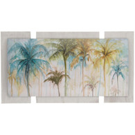Watercolor Palms