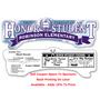 Honor Student Bumper Stickers