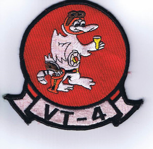 VT-4 Warbucks duck patch