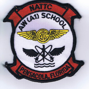 NATTC AW(A1) School patch