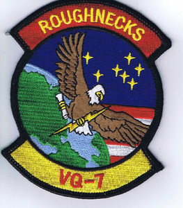 VQ-7 Roughnecks patch