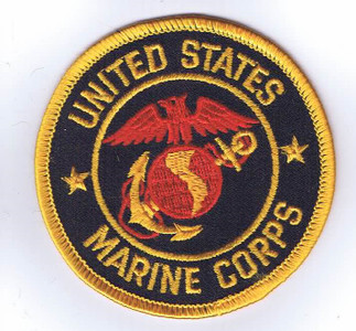 USMC shoulder patch