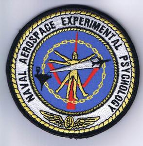 naval aerospace experimental psychology