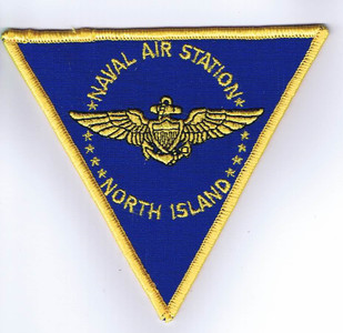 NAS North Island patch