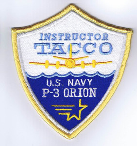 P-3 Orion Shield Patch
