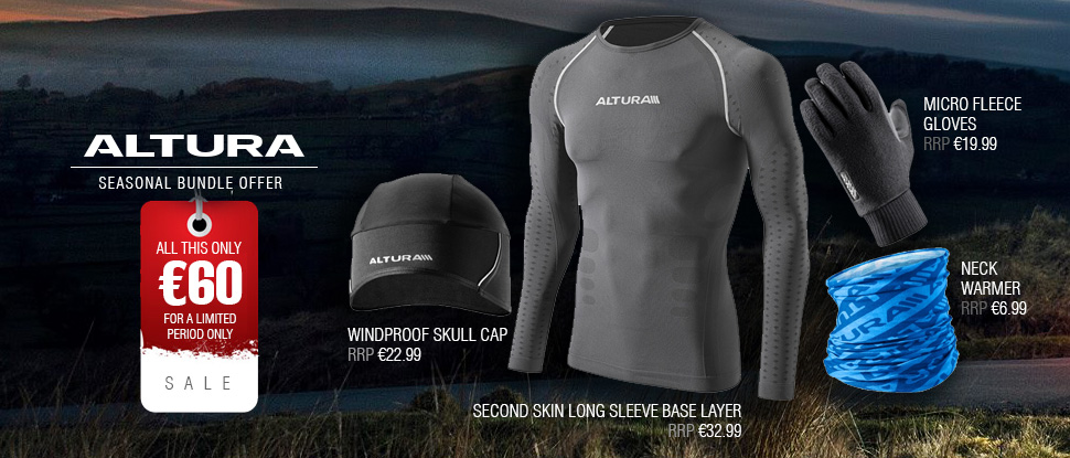 Altura Winter Clothes Bundle