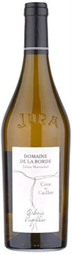 Chardonnay Caillot Domaine de La Borde Arbois ORGANIC