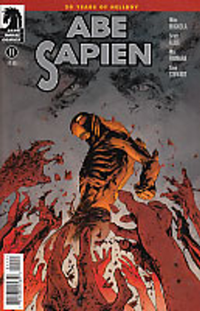 Abe Sapien # 11