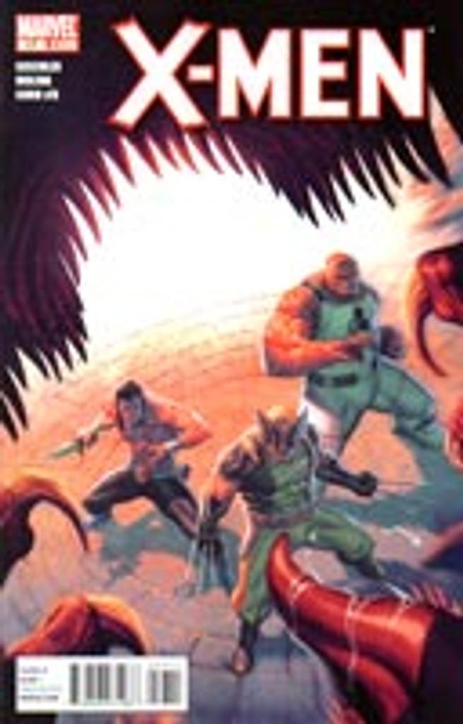 X-Men vol 2 # 17