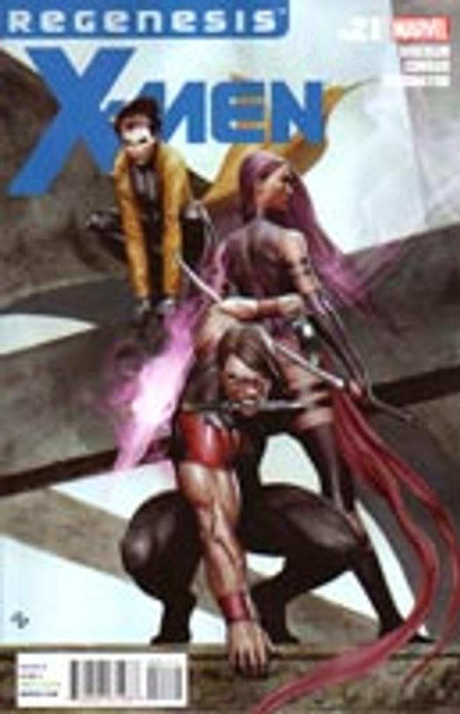 X-Men vol 2 # 21