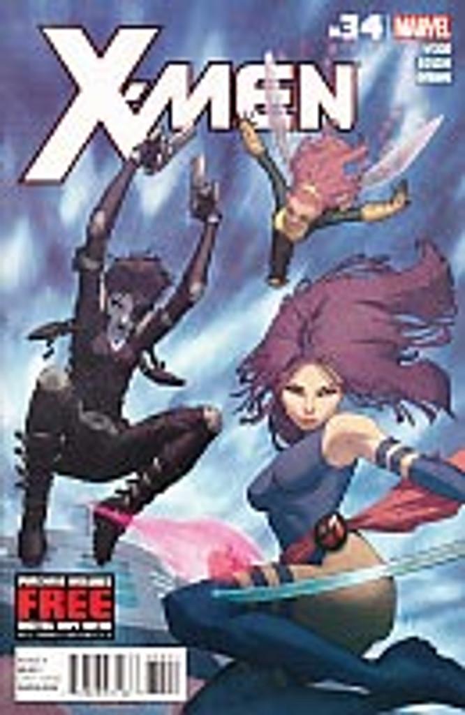 X-Men vol 2 # 34