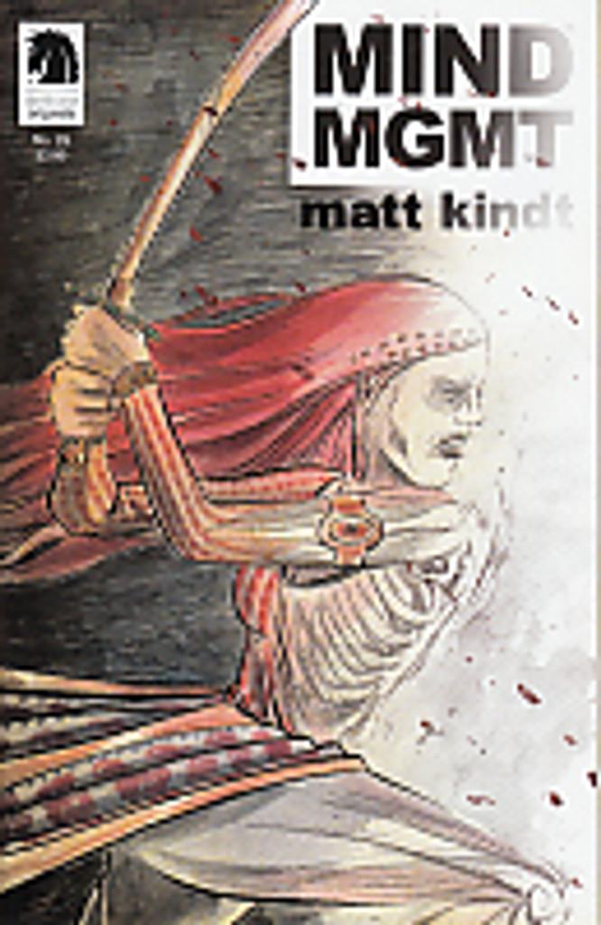 Mind MGMT # 29