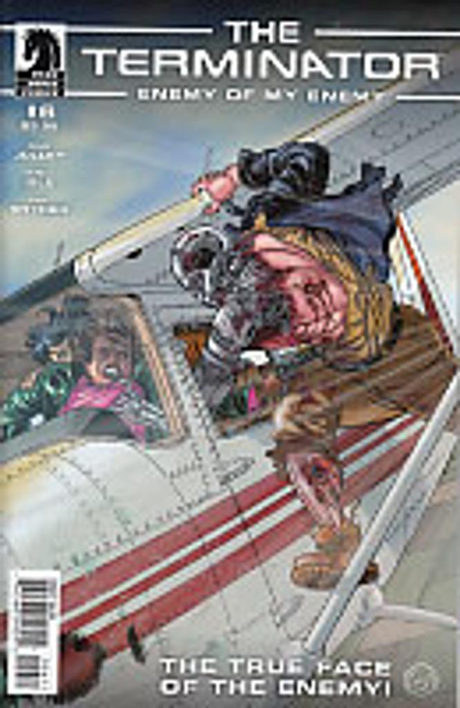 Terminator: Enemy of my Enemy # 6 (of 6)