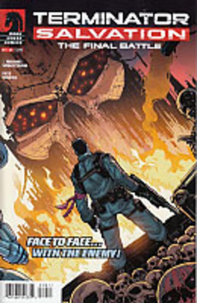 Terminator Salvation: Final Battle # 10 (of 12)