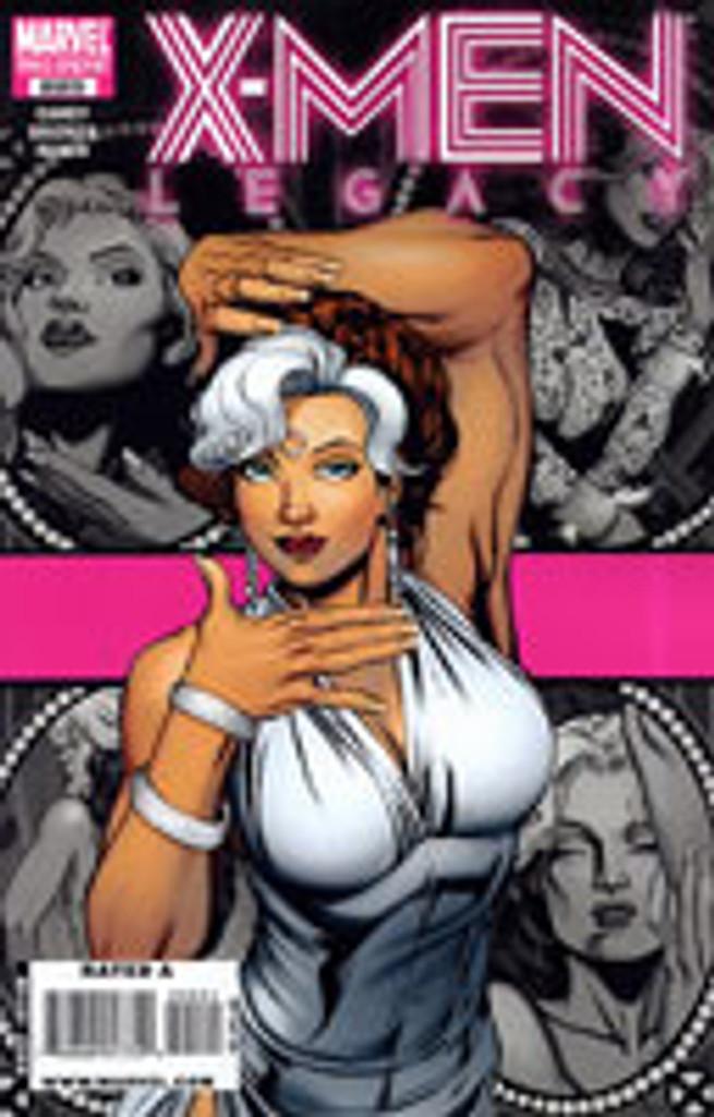 X-Men Legacy vol 1 # 225b limited variant
