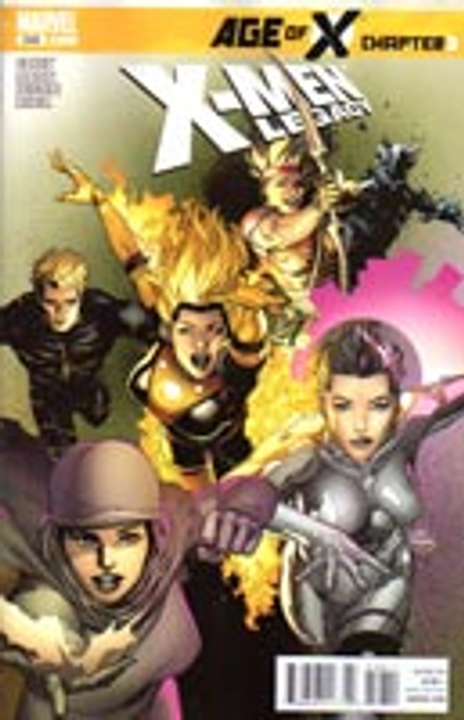 X-Men Legacy vol 1 # 246