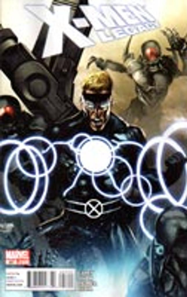 X-Men Legacy vol 1 # 257