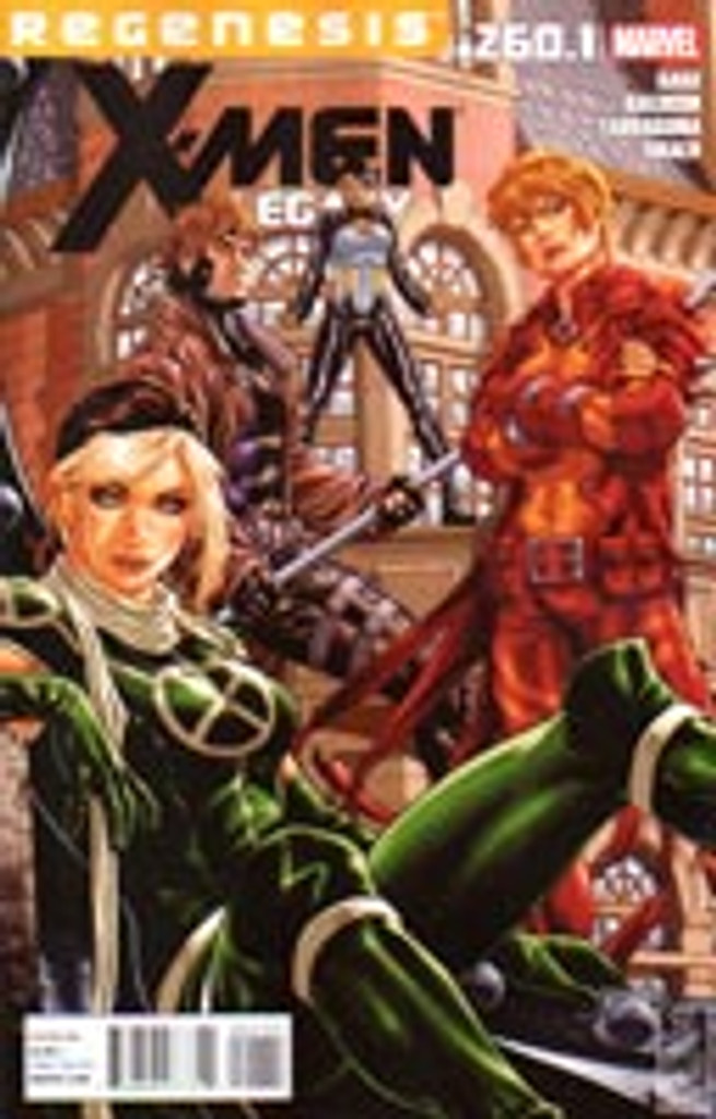 X-Men Legacy vol 1 # 260.1