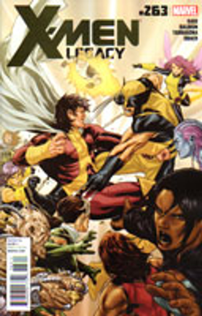 X-Men Legacy vol 1 # 263