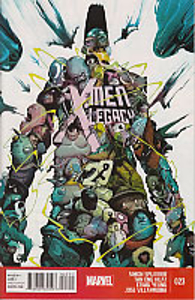 X-Men Legacy vol 2 # 23