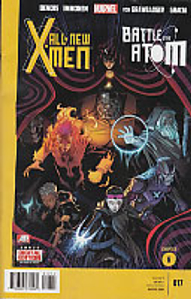 All New X-Men # 17