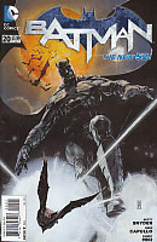 Batman # 20b limited variant