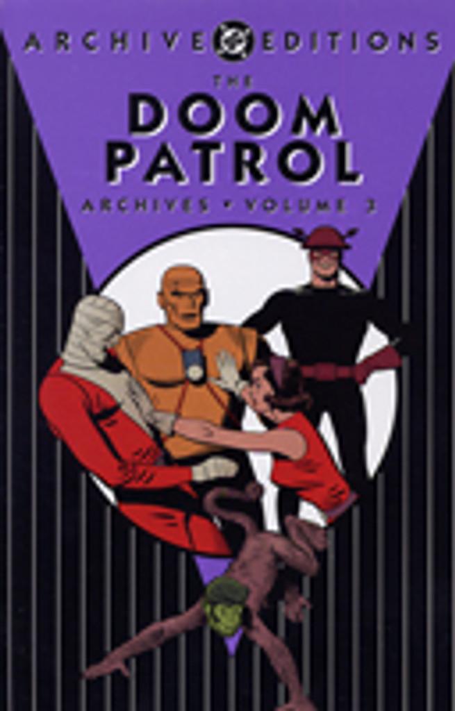 Doom Patrol: Archive Editions Vol 3 HC