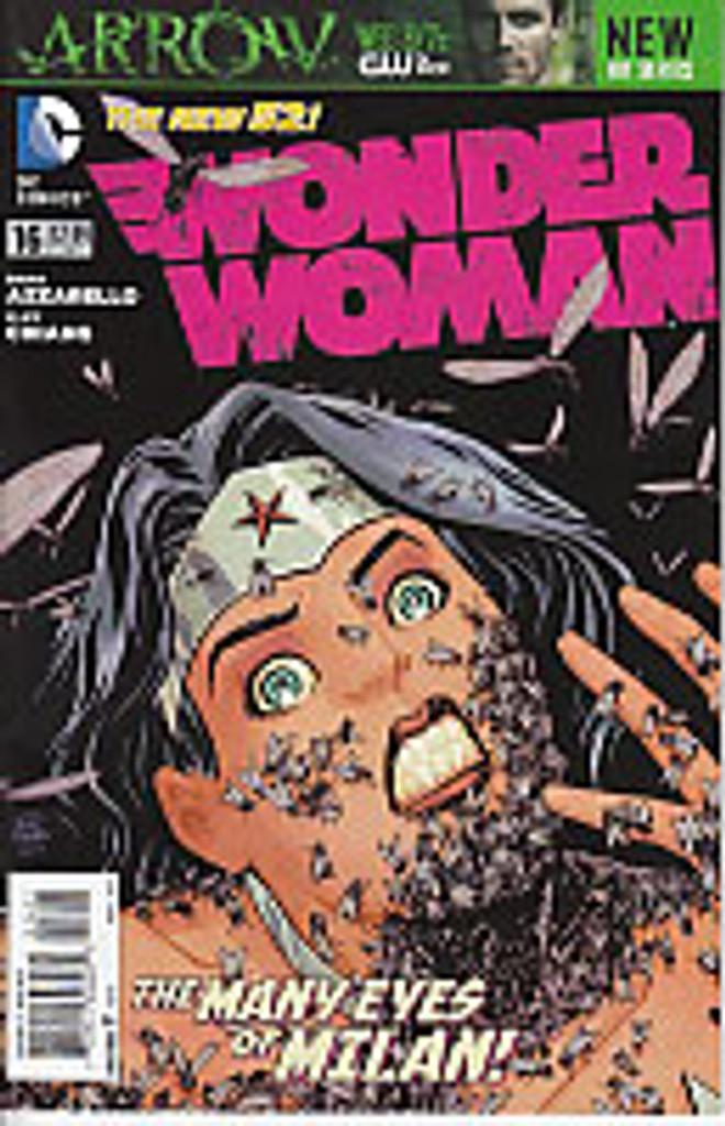 Wonder Woman # 16