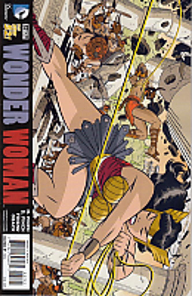 Wonder Woman # 37b 'DARWYN COOKE' variant cover