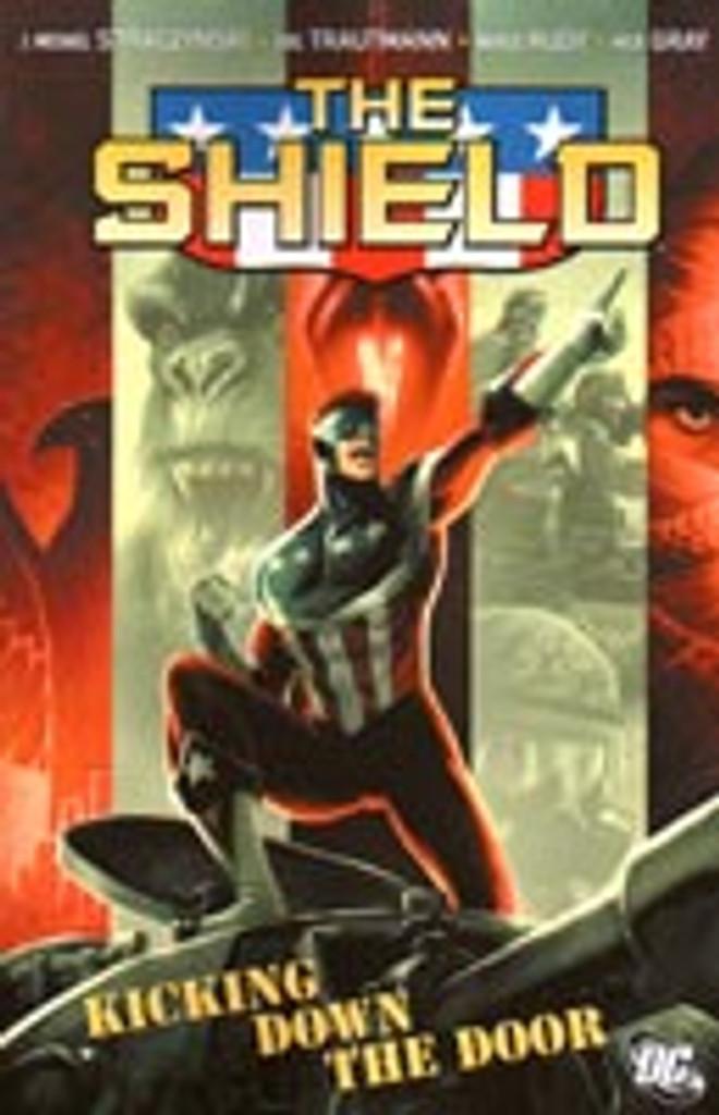The Shield Vol 1 TP