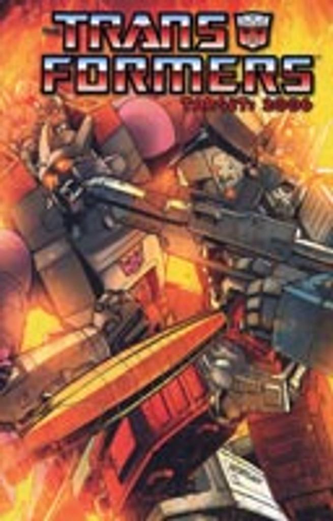 Transformers: Target 2006 TP