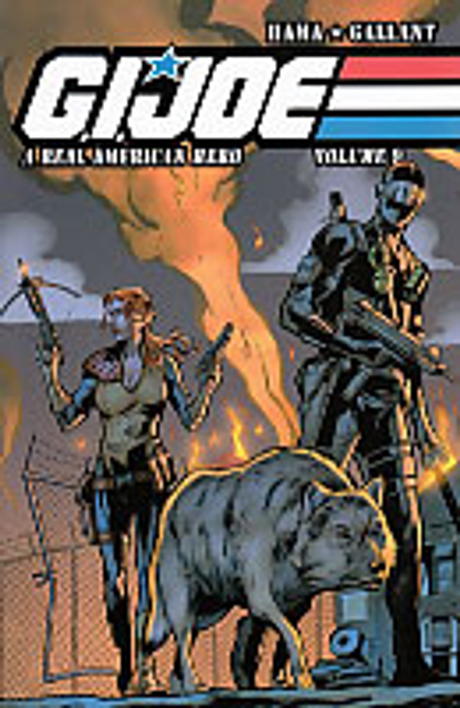 G.I. Joe: A Real American Hero Vol 9 TP