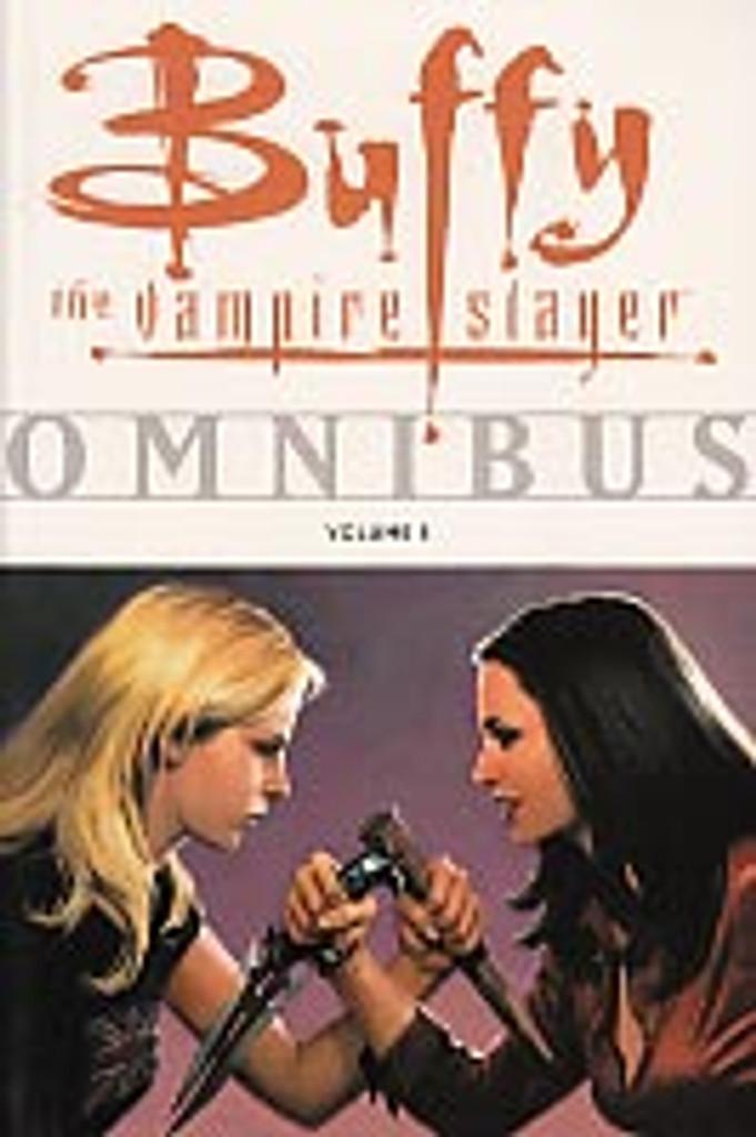 Buffy: The Vampire Slayer - Omnibus Vol 5 TP