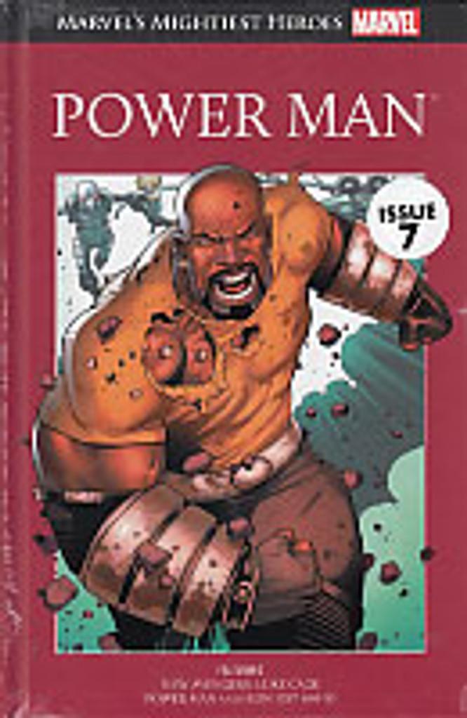Marvel's Mightiest Heroes Vol 7 HC - Power Man
