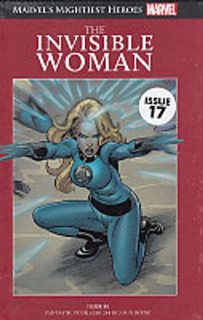 Marvel's Mightiest Heroes Vol 17 HC - The Invisible Women