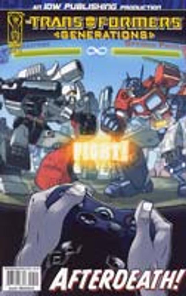 Transformers: Generations # 7