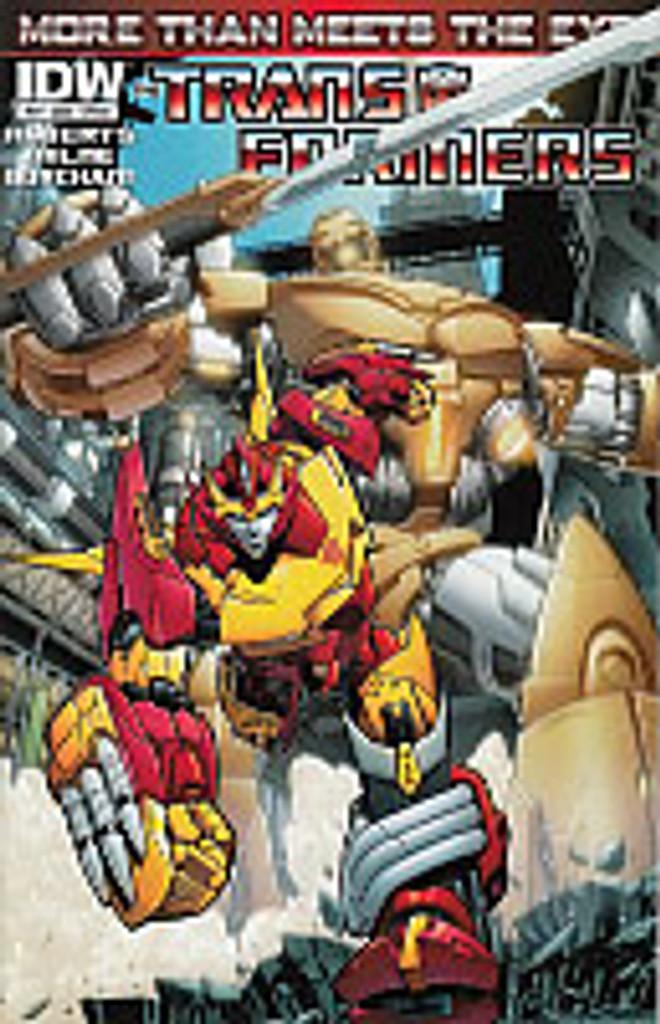 Transformers: More than meets the eye # 17b