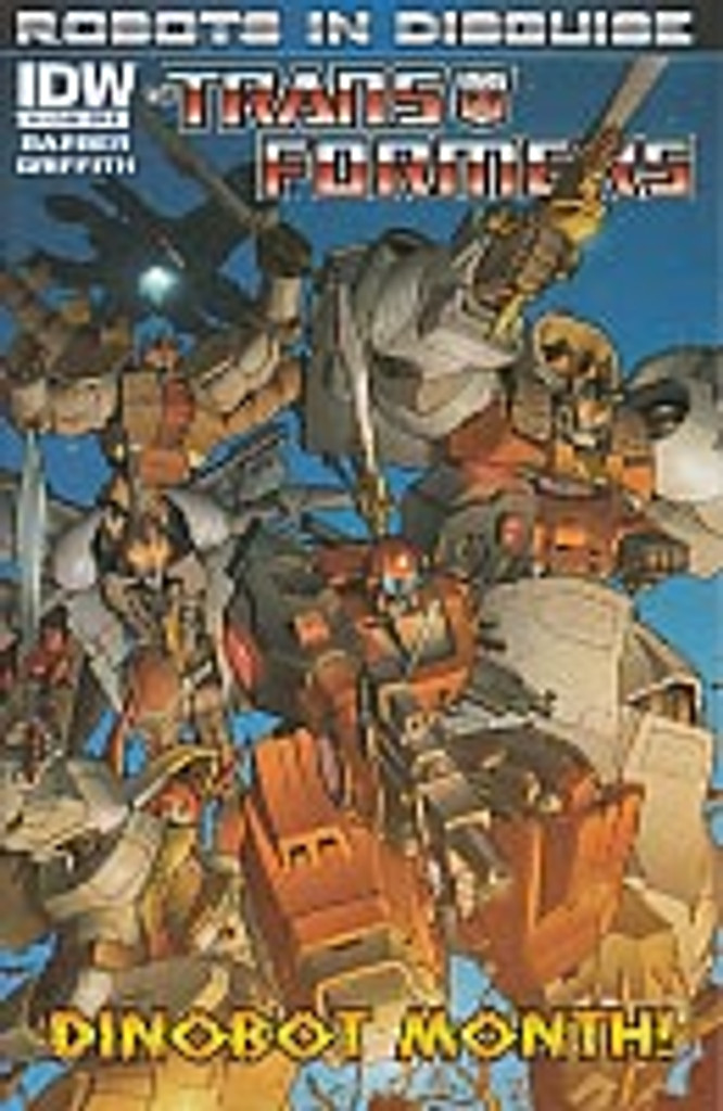 Transformers: Robots In Disguise # 8b