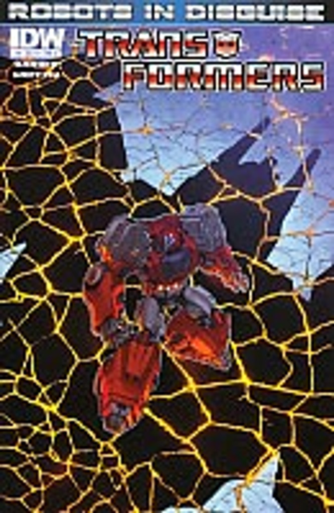 Transformers: Robots In Disguise # 9a