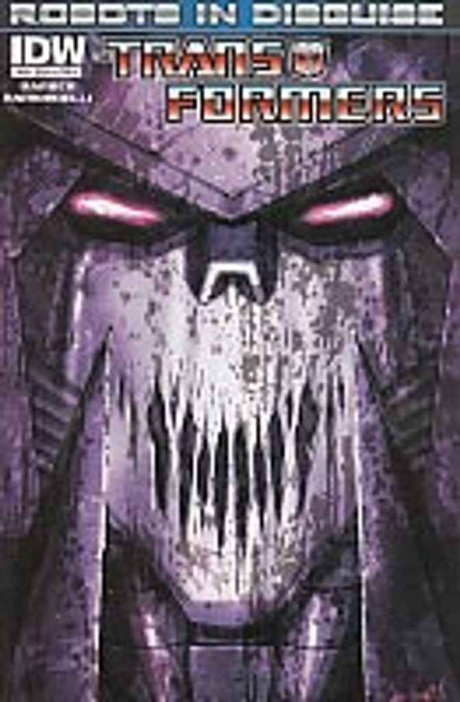 Transformers: Robots In Disguise # 10a