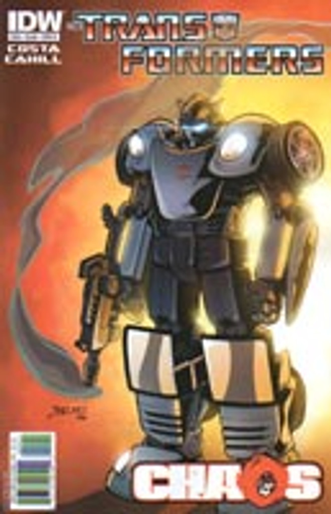 Transformers # 29b