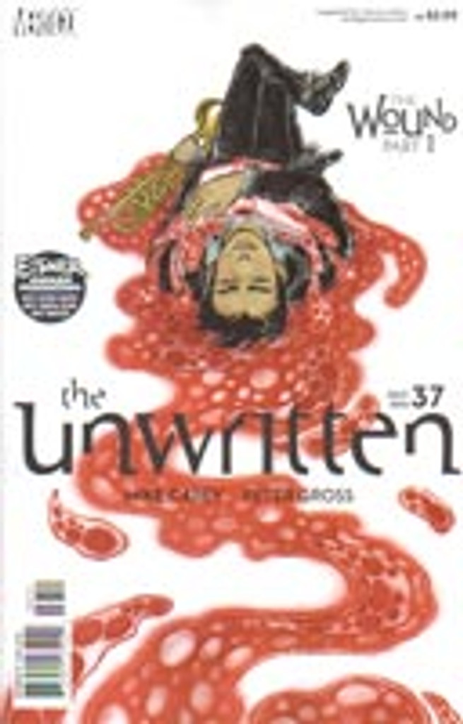The Unwritten # 37
